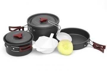 CHANODUG 2 Person Mess Kit