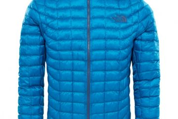 The North Face Mens Thermoball Jkt Blue