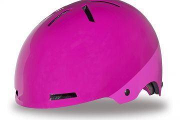 Specialized Covert Kid  helmet magenta