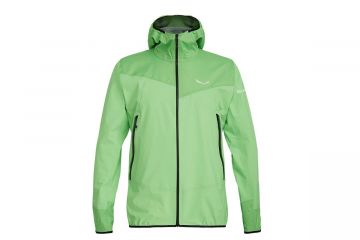 SALEWA AGNER POWERTEX 3 LAYERS MEN'S JACKET Green