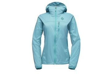 BlackDiamond ALPINE START HOODY - WOMEN'S ARCTIC BLUE