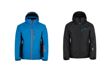 Men's winter ski jacket