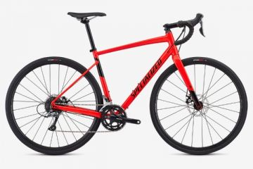 Specialized DIVERGE MEN E5 RKTRED/BLK 54