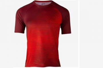 Specialized Enduro Air Short Sleeve Jersey RED