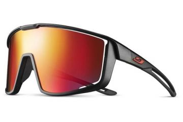 JULBO FURY CAT.3 NOIR/ROUGE