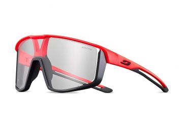 JULBO FURY REACTIV CAT.0-3 BLACK/ORANGE FLUO