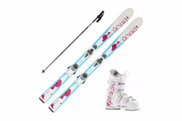 Junior Alpine Ski Set
