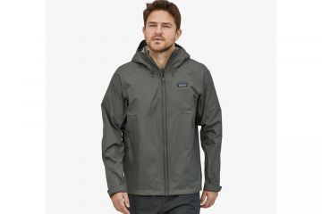 PATAGONIA Men's Torrentshell 3L Jacket Forge Grey