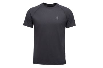 BlackDiamond MOTION TEE - MEN'S BLK