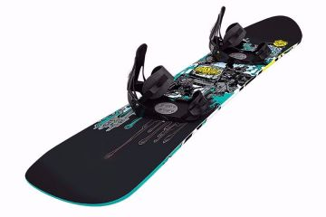 Advanced Snowboard
