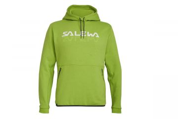 SALEWA REFLECTION DRY MEN'S HOODY D Green
