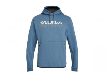 SALEWA REFLECTION DRY MEN'S HOODY Blue