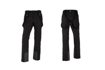 Men's ski softshell pants