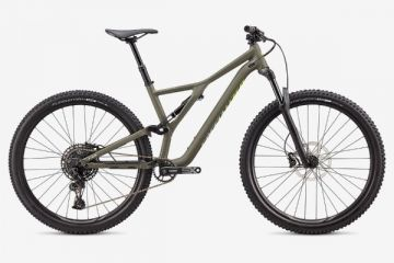 Stumpjumper ST Alloy 29 Satin Oak Green / Spruce / Hyper Green