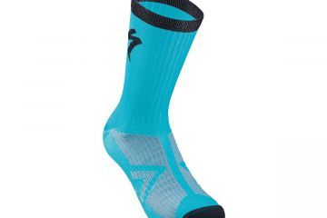 SPECIALIZED SL ELITE TALL SOCK NICE BLUE