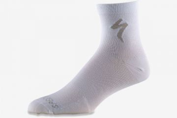SPECIALIZED SOFT AIR ROAD MID SOCK WHITE