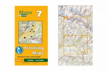 Trekking Map # 7 (Oni, Resort utsera, Ghebi)