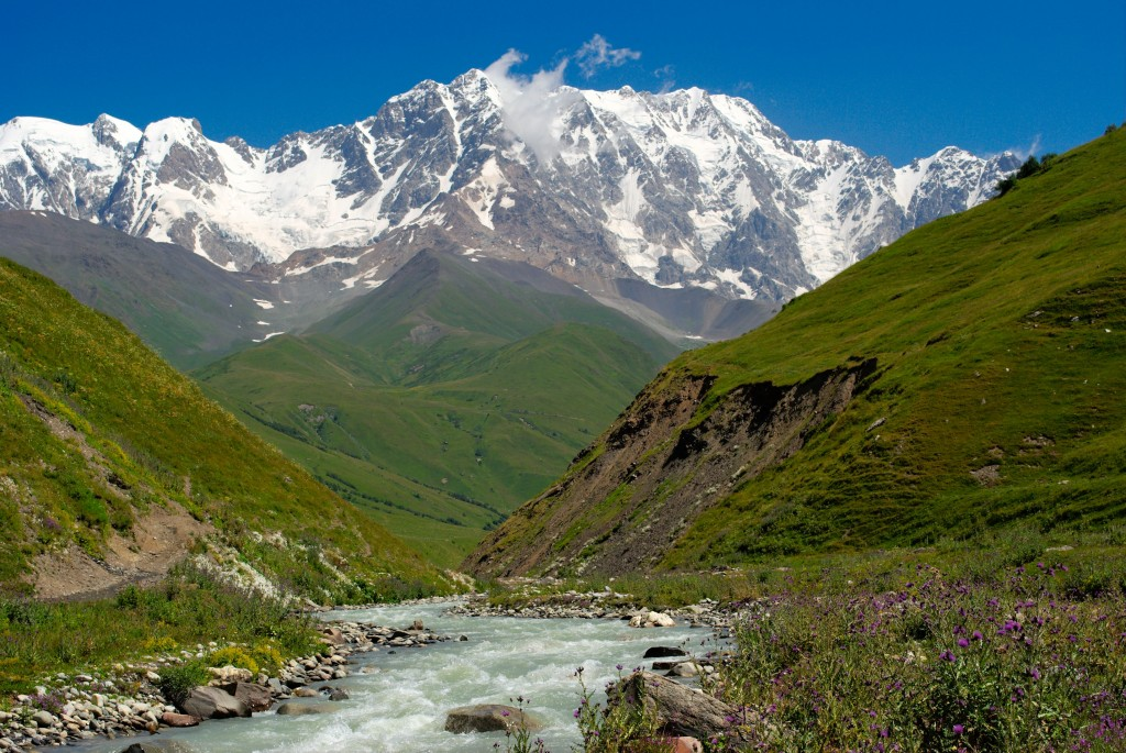 Svaneti 7 Day trekking tour (Start Kutaisi)
