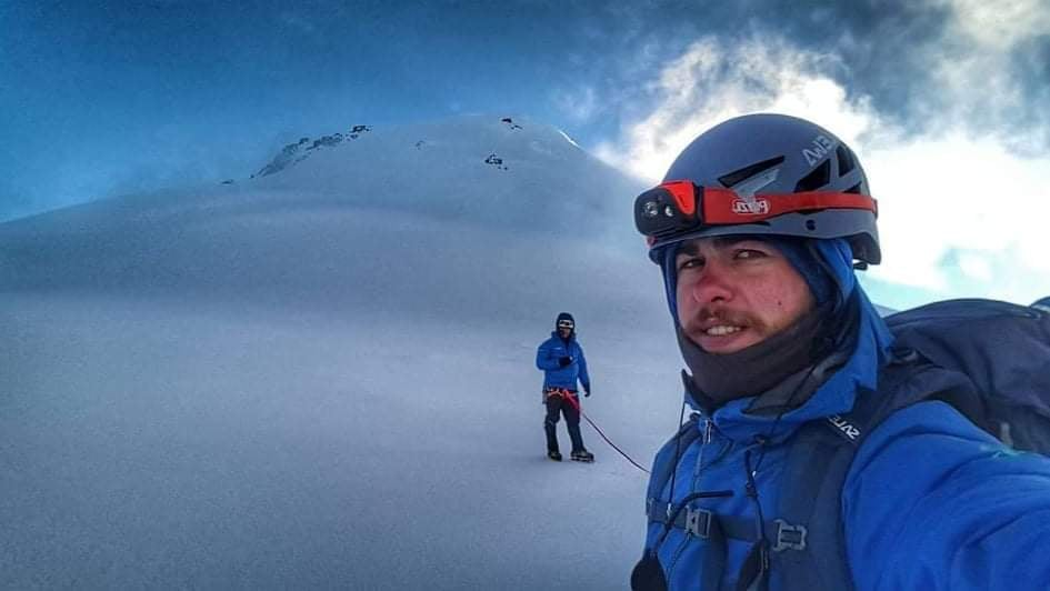 7 day introductory course to ski touring on Mount Kazbegi