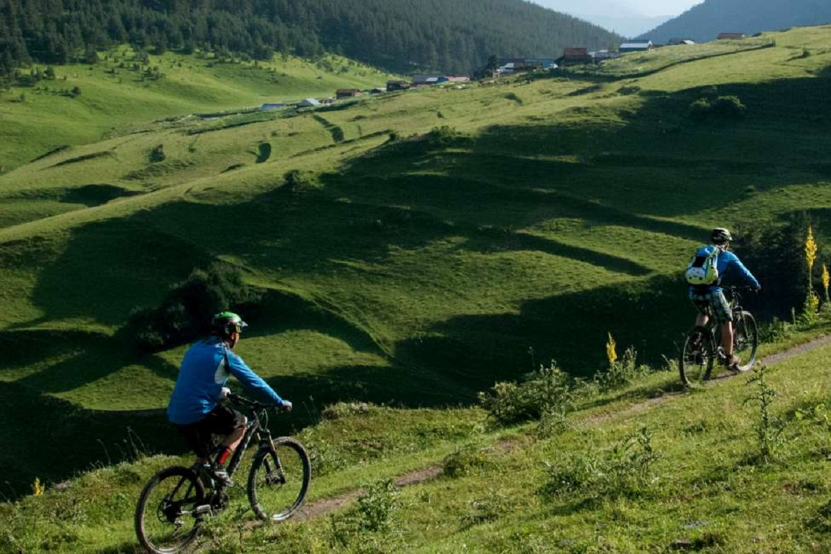 Tusheti MTB 3 days tour