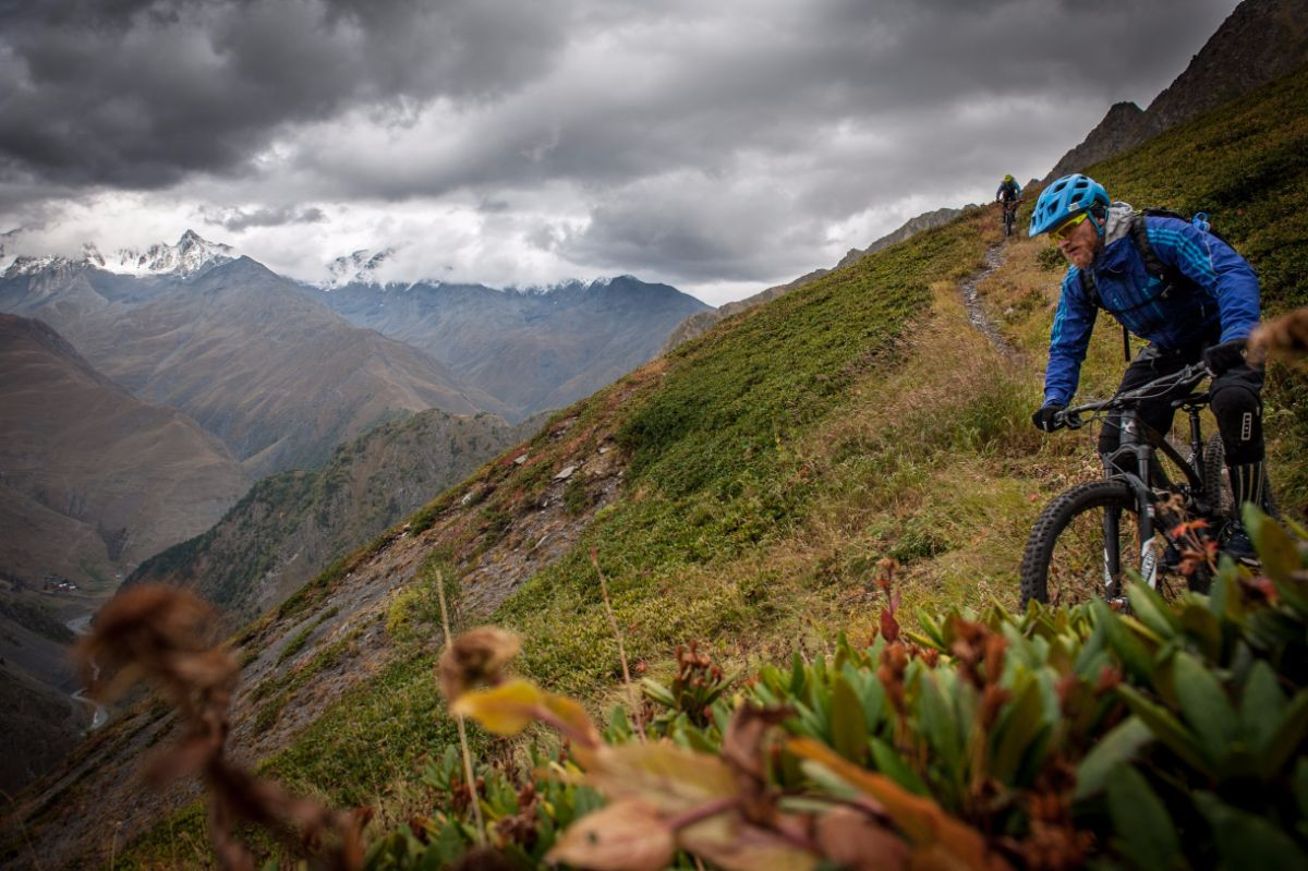 TUSHETI & KAZBEGI MTB TOUR 9 DAYS