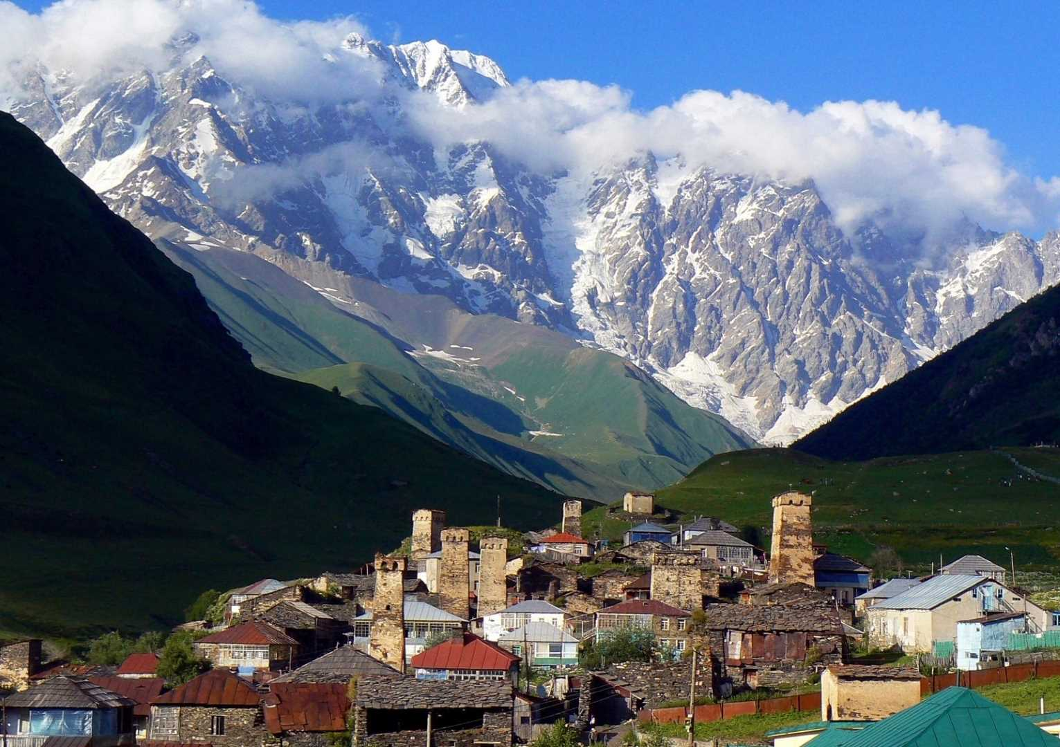 Svaneti 10 Days Trekking Tour (Start Tbilisi)