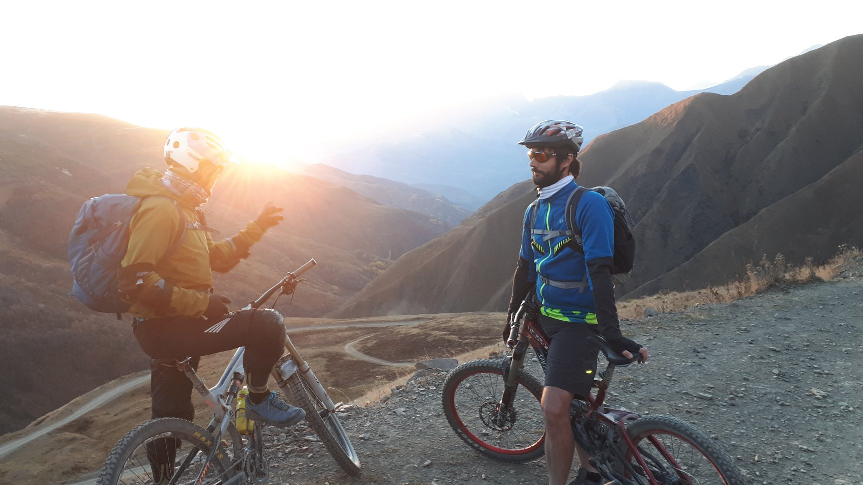 Shatili 3 day Bike and Trek tour