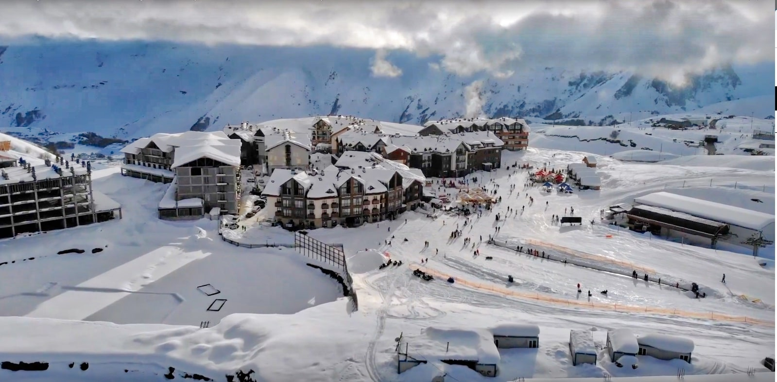 Snow and wine 7 Day Ski tour
