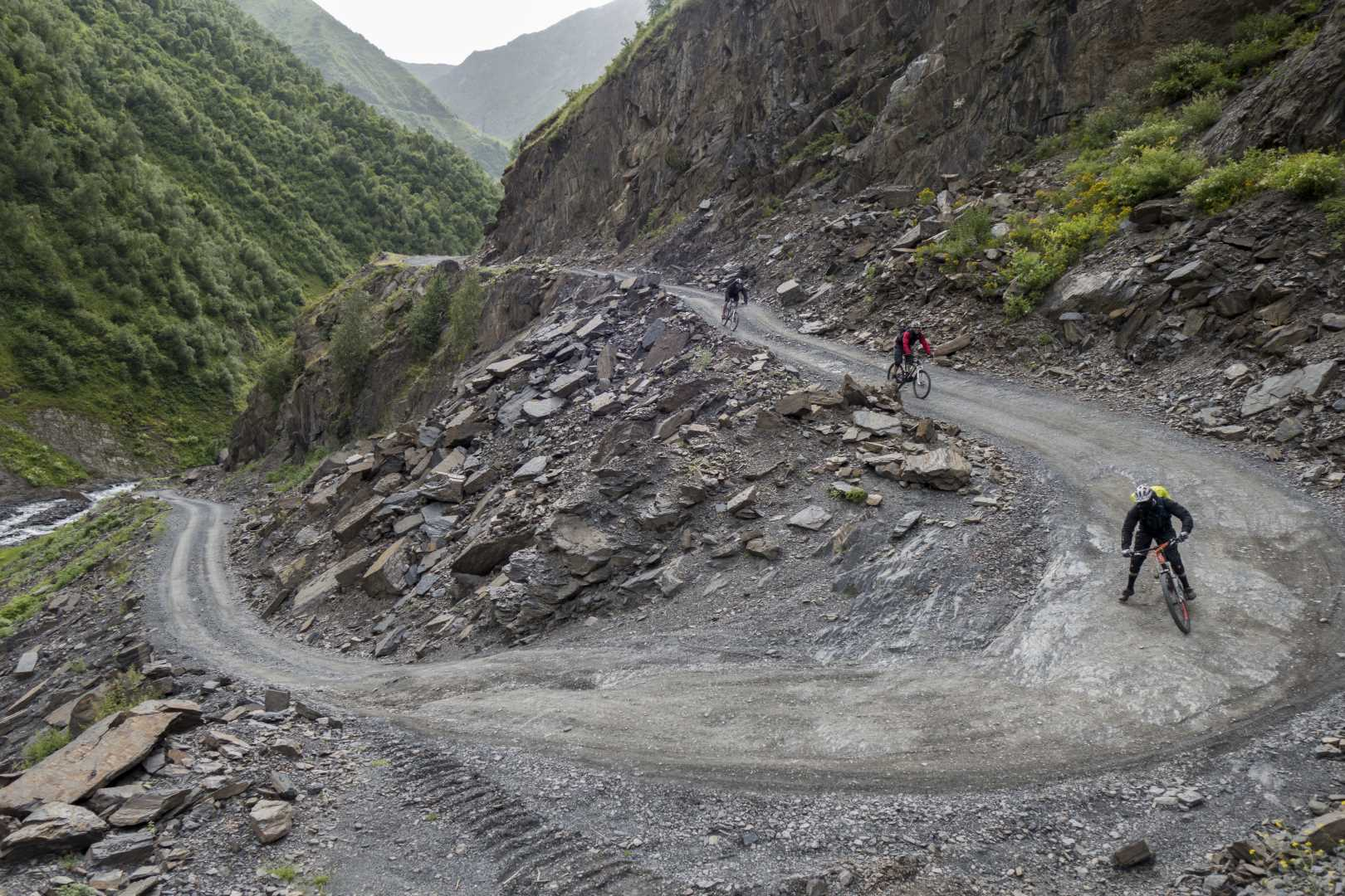Tusheti MTB tour 8 days