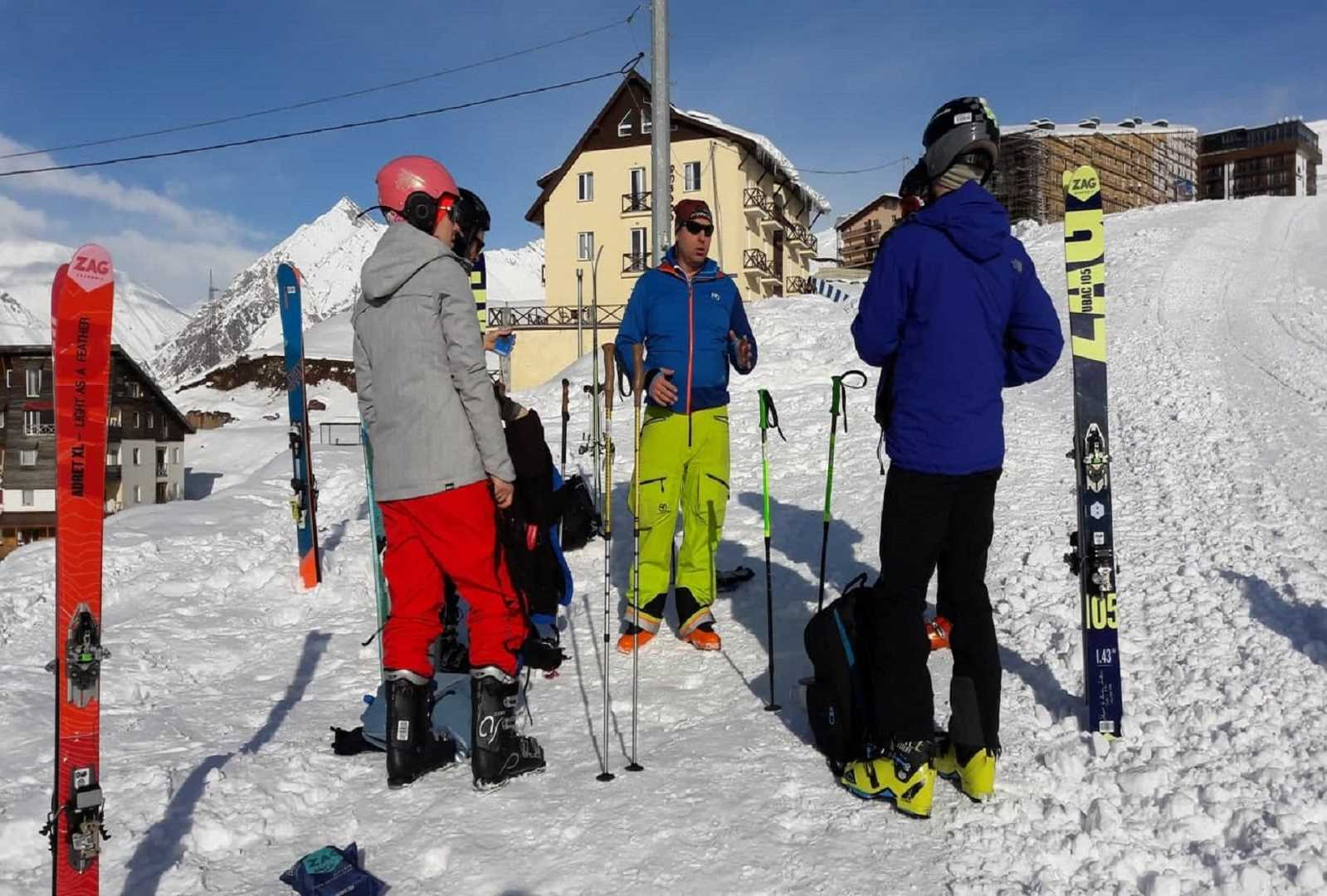 Ski touring introductory course 1 Day