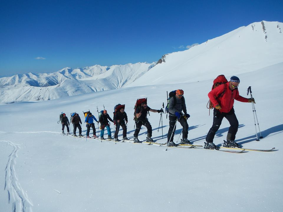Ski touring 8 day Adventure in The Republic of Georgia