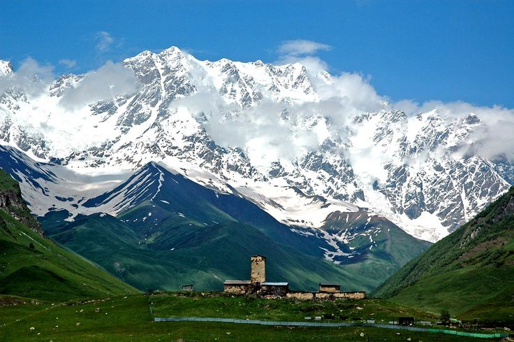 Svaneti 7 day Trekking Tour (Start Tbilisi)