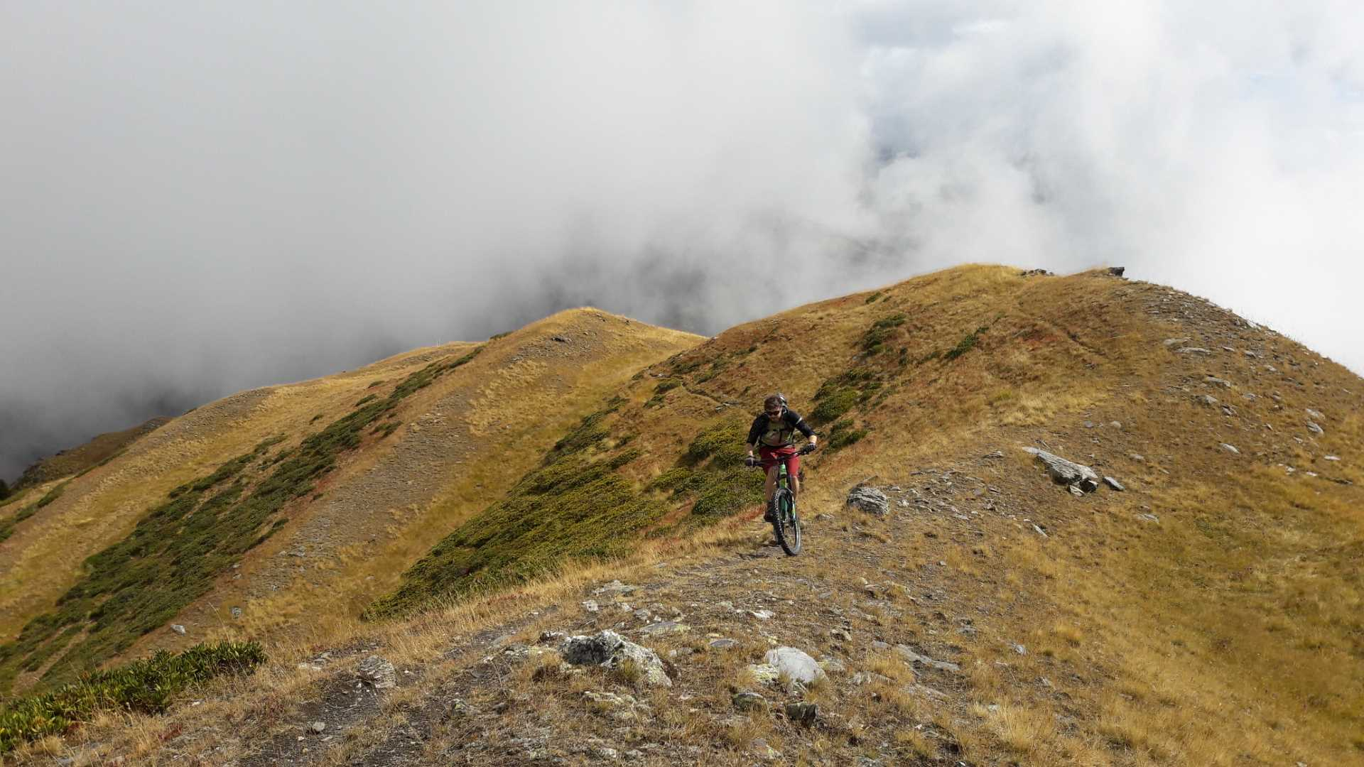 Big Mountain Tusheti MTB tour 8 days