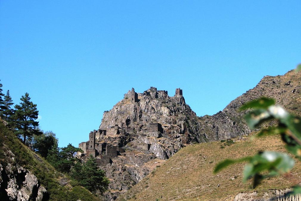 Shatili  4 Day Hiking/Trekking Tour